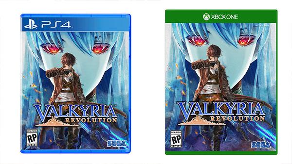 Valkyria Revolution - Sortie confirmée en Europe, titre modifié et support ajouté