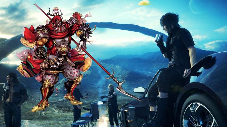 Final Fantasy XV : Un ancien boss dans le premier DLC