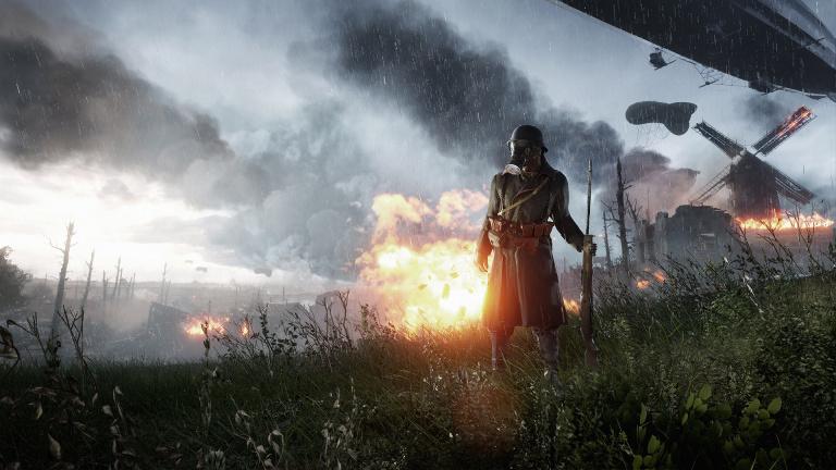 """Battlefield 1 : le mode """"Nez à nez"""" promet des combats brutaux au fusil à pompe"""