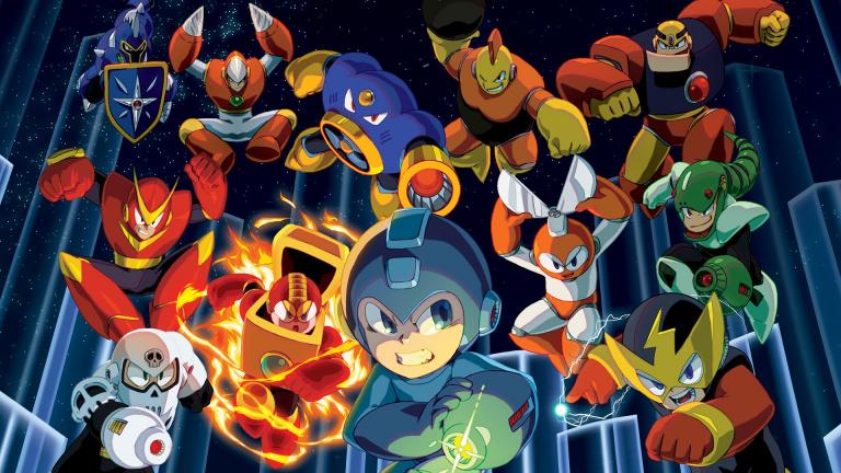 Tous les Mega Man en 8-bit arrivent sur mobiles