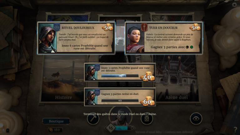 Guildes et Quêtes bonus