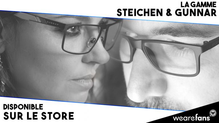 We Are Fans : Protégez vos yeux avec Gunnar et Steichen
