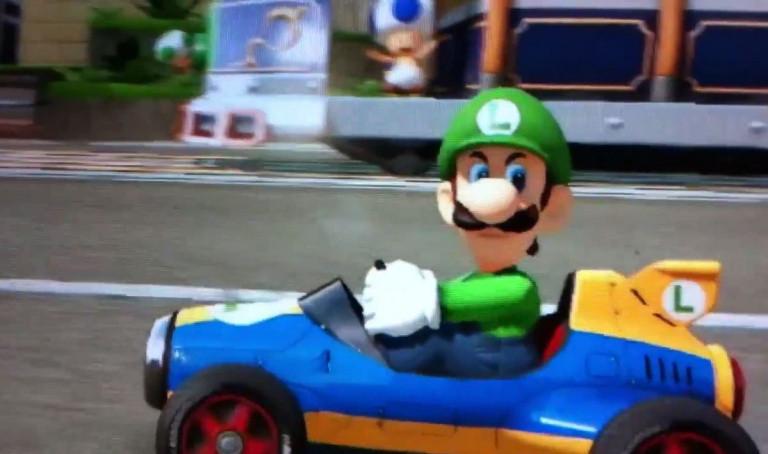 """La mimique """"regard de la mort"""" de Luigi devenue culte"""