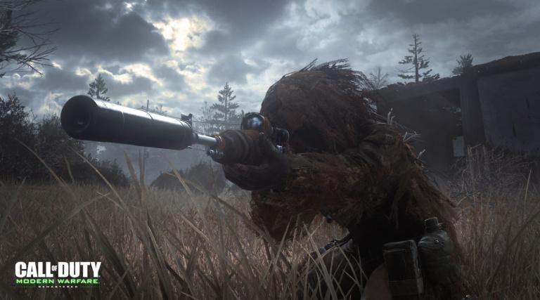 La plus grosse différence entre Call of Duty 4 et Modern Warfare Remastered