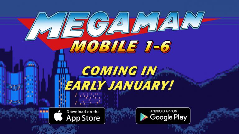 Les Mega Man sur mobile confirmés en occident