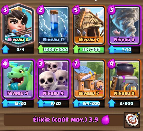 Deck tornade spawner b timents ar ne 7 ou astuces for Deck arc x arene 7