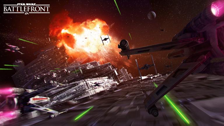 """Star Wars : Battlefront - Le DLC """"L'Étoile de la Mort"""" sera gratuit ce week-end"""