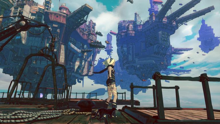 Gravity Rush 2 : La démo gratuite disponible dès demain sur PS4