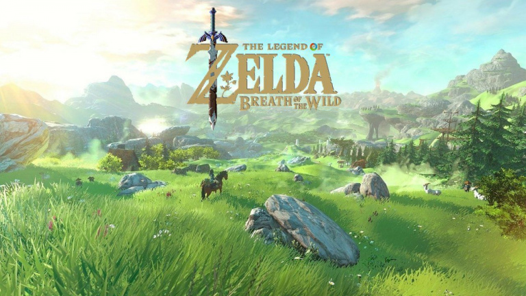 The Legend of Zelda : Breath of the Wild enneigé