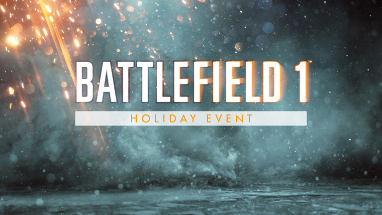 Battlefield 1 lance sa célébration de Noël