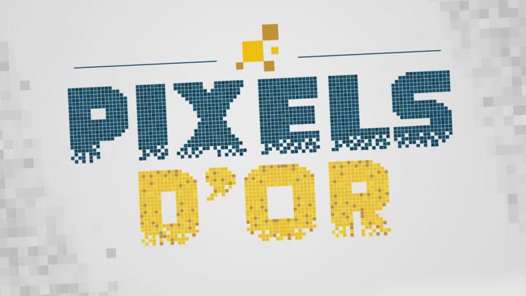 Les Pixels d'Or 2016 de Jeuxvideo.com