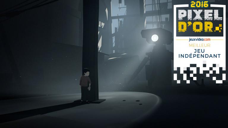 Pixel d'Or : Meilleur jeu indépendant 2016