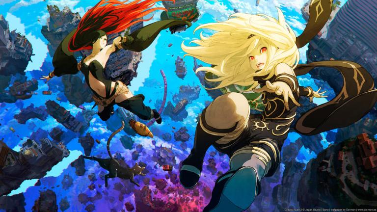 L'anime Gravity Rush 2 est disponible