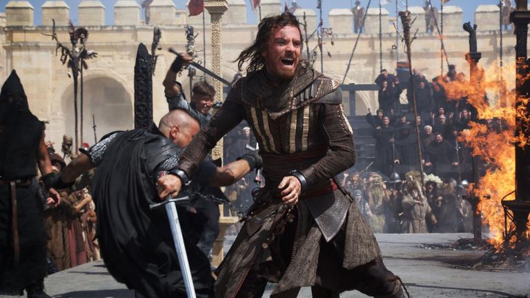 Assassin's Creed le film : démarrage poussif aux USA