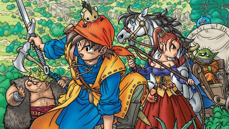 La série Dragon Quest à prix réduit sur l'App Store