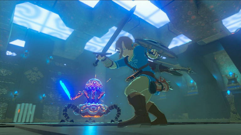 The Legend of Zelda : Breath of the Wild s'offre une nouvelle image