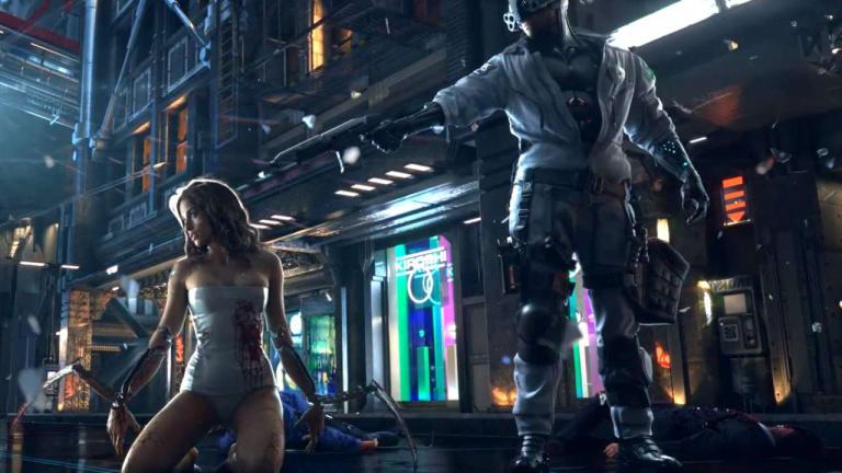 Cyberpunk 2077 pourrait inclure des véhicules volants
