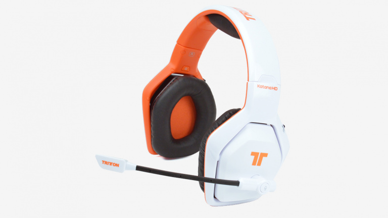 Test du casque Tritton Katana HD 7.1 : La