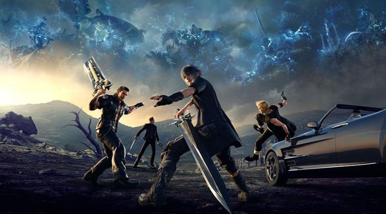 Final Fantasy XV passe à la 1.03 !