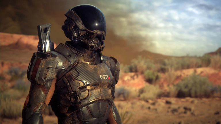 Mass Effect Andromeda : Du gameplay dans moins d'une semaine