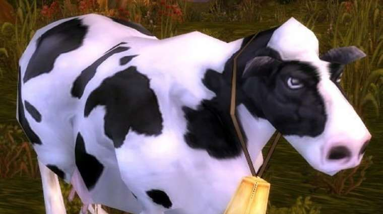 World of Warcraft s'offre son Cow Level