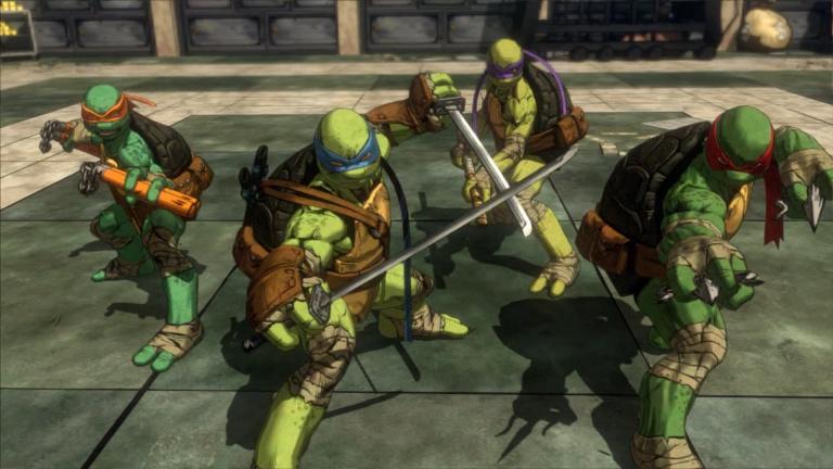 Le dernier jeu Tortues Ninja disparaît des stores