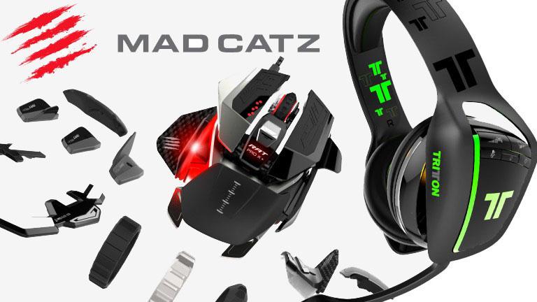 CES 2017 : Mad Catz fait le plein de nouveautés
