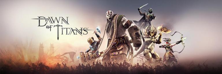 Dawn of Titans, conseils pour débuter, listes des titans... notre guide complet