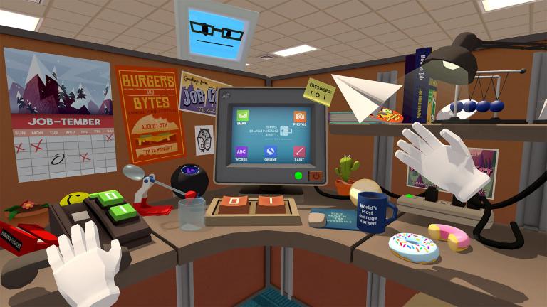 Job Simulator dépasse les 3 millions de dollars de recettes