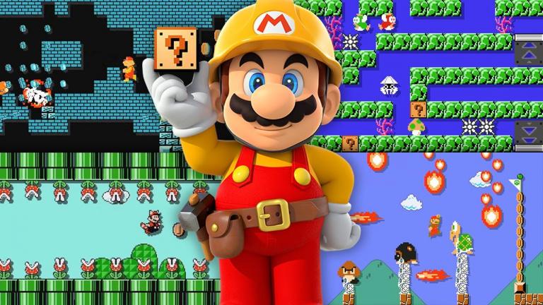 Un joueur recrée Super Mario Land dans Super Mario Maker