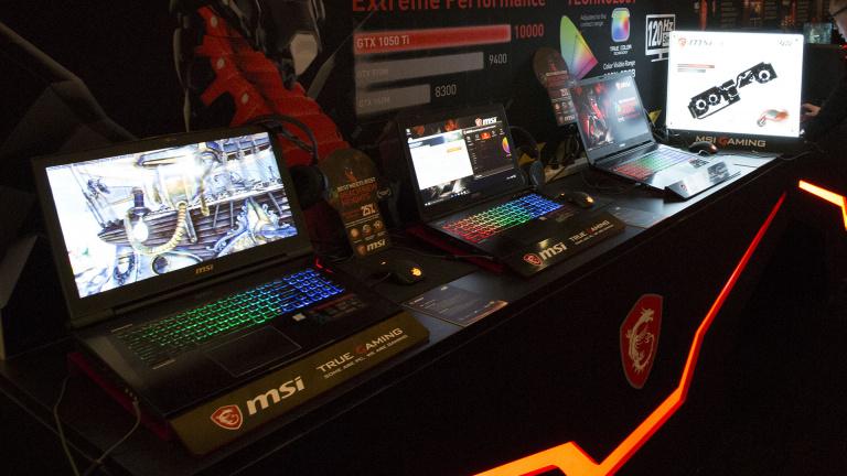 CES 2017 : MSI met à jour sa gamme de PC portable gaming, avec l'arrivée de Kabylake et des GTX 1050