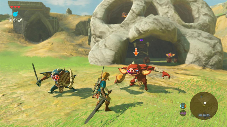 [MàJ] (Encore) une nouvelle image de Zelda