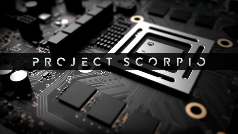 Xbox Scorpio : Microsoft met fin aux fantasmes de réalité virtuelle