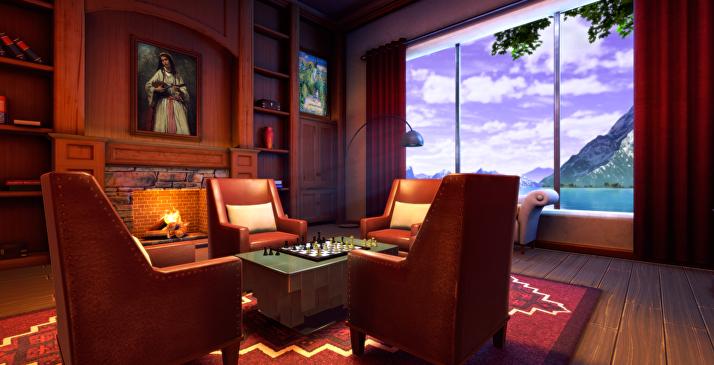 Experiment 7 : un studio VR dédié aux jeux de plateau