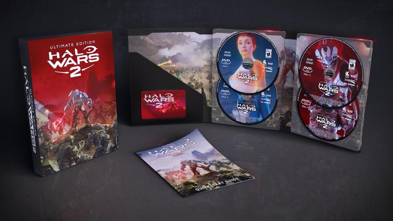 Halo Wars 2 dévoile son édition physique sur PC