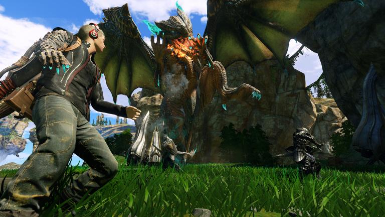 Scalebound : PlatinumGames réagit à l'annulation de son jeu