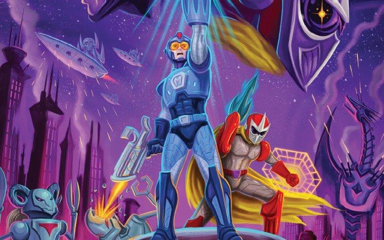 Xbox One : Mega-Man 9 et 10 sont devenus rétrocompatibles !