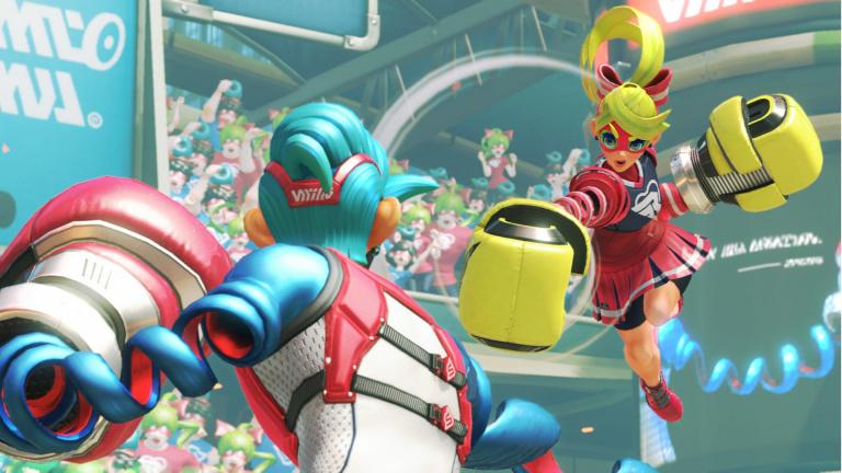 Arms : La boxe déjantée sauce Nintendo !
