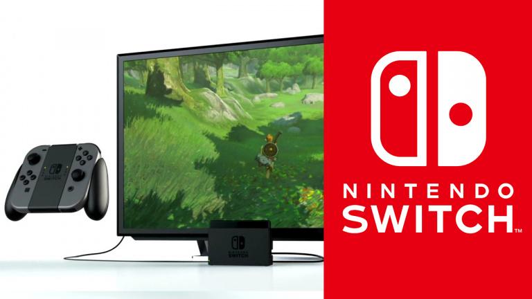 Nintendo Switch : prix, date, jeux... - Le récap' des infos qu'il ne fallait pas manquer