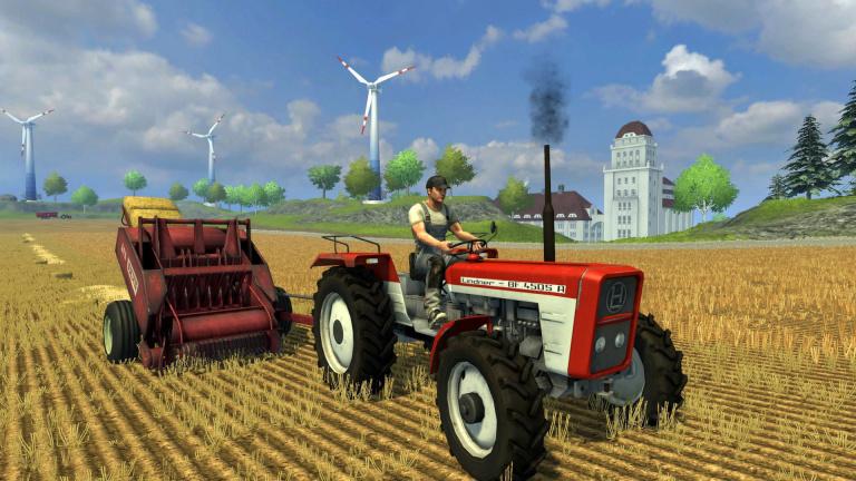 Farming Simulator : un jeu sur Switch et un épisode 18 sur 3DS et Vita