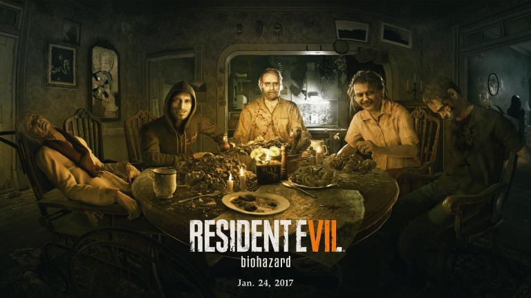 Une bougie 4D officielle pour Resident Evil 7 — Numskull
