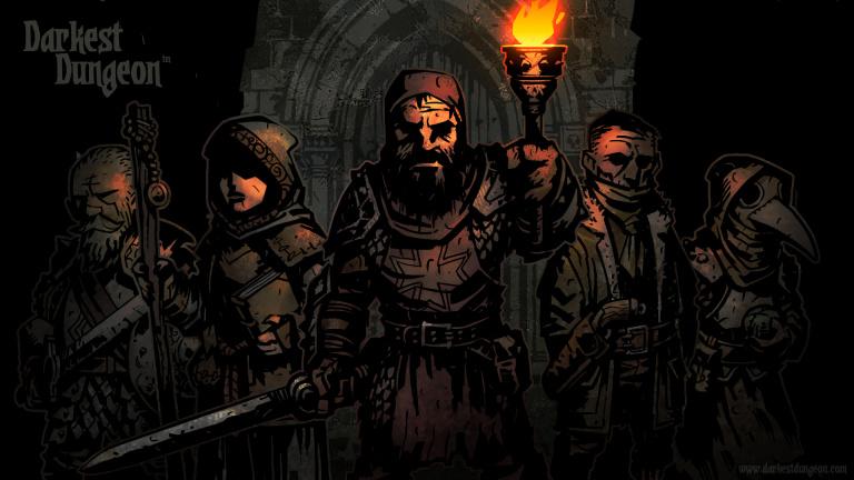 Le premier DLC de Darkest Dungeon repoussé