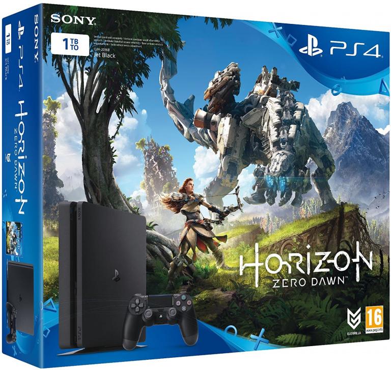 Horizon Zero Dawn : un pack PS4 dévoilé