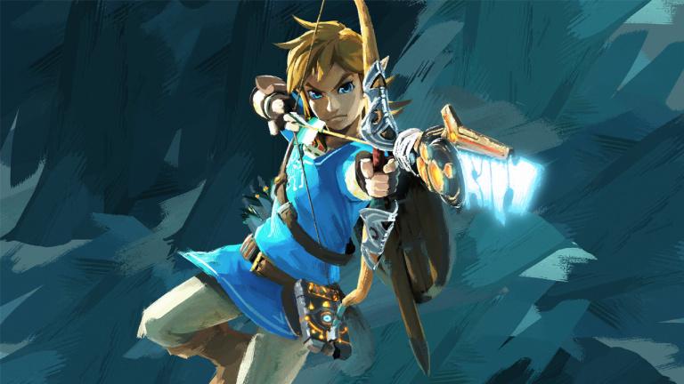 Zelda Breath of the Wild : une installation de données obligatoire sur Wii U