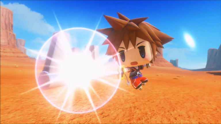 World of Final Fantasy : Sora de Kingdom Hearts sera bientôt disponible