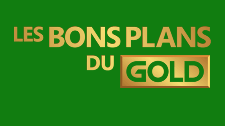Marché Xbox Live : Les bons plans du Gold de la semaine du 17 au 23 janvier 2017
