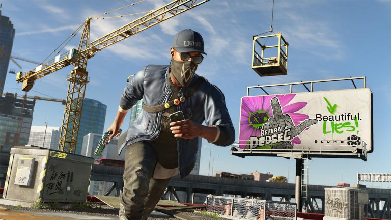 Watch Dogs 2 : Une démo sur PS4, Xbox One et PC