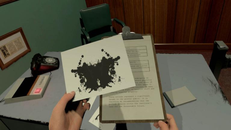 A Chair in a Room : Greenwater, enfin le grand frisson en réalité virtuelle ?