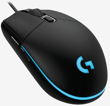 Logitech présente une nouvelle souris gamer, la G203 Prodigy