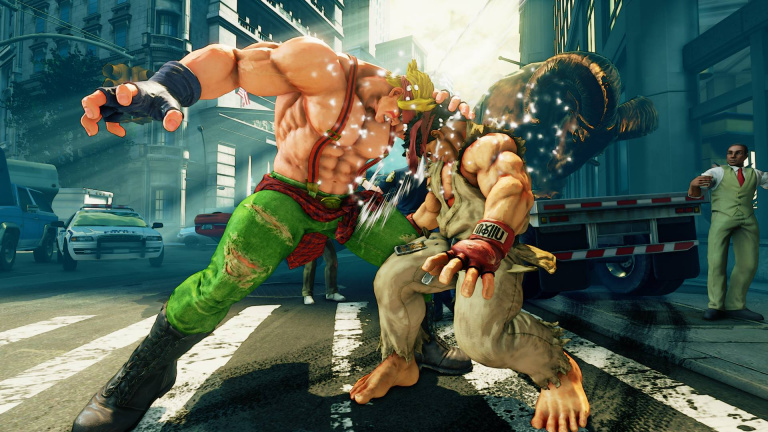 Ultra Street Fighter II : d'autres plates-formes en cas de succès